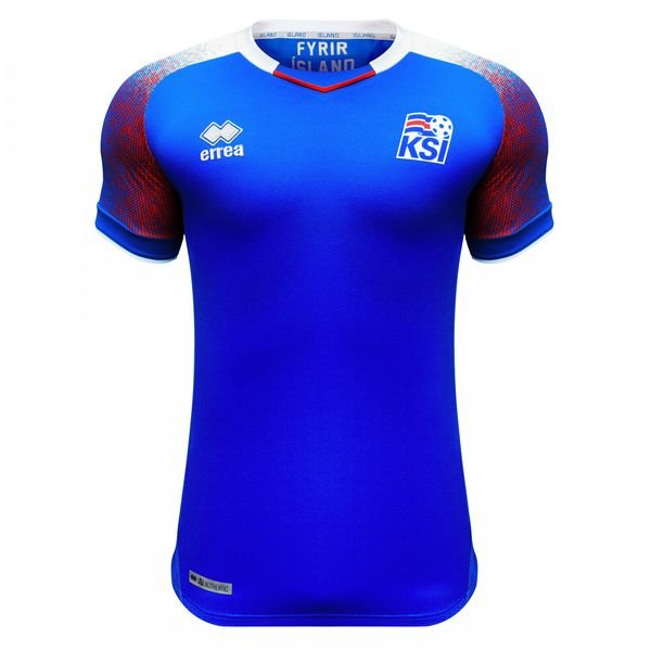 New Iceland WC 2018 Shirt