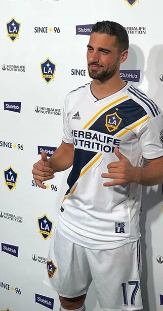 New LA Galaxy Uniform 2018