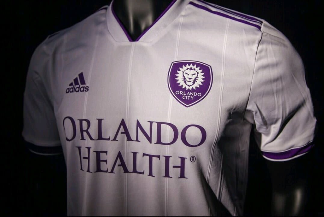 New Orlando City Away jersey 18