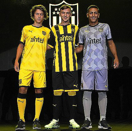 New Penarol Strip 2018