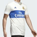 New Real Madrid Icon Kit 2018- Adidas RM Icon Special Retro Collector's Shirt 2018