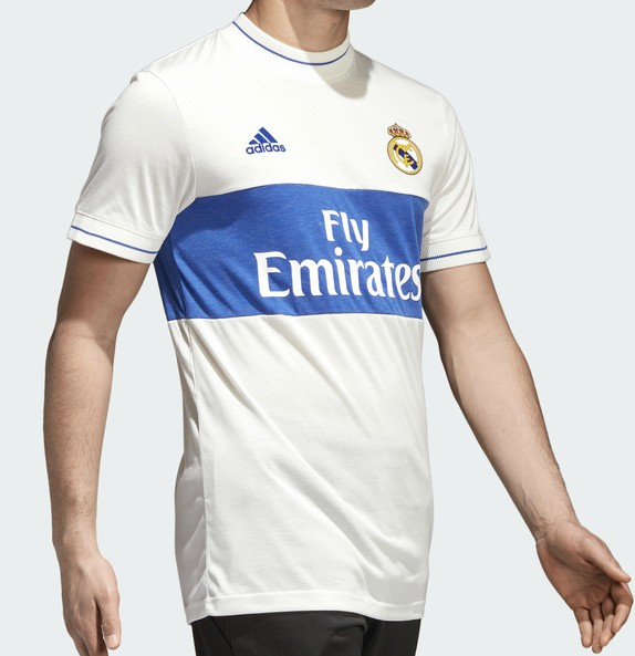 9a25905ab38 New Real Madrid Icon Kit 2018- Adidas RM Icon Special Retro Collector s  Shirt 2018