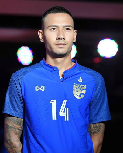 New Thailand Kit 18 19