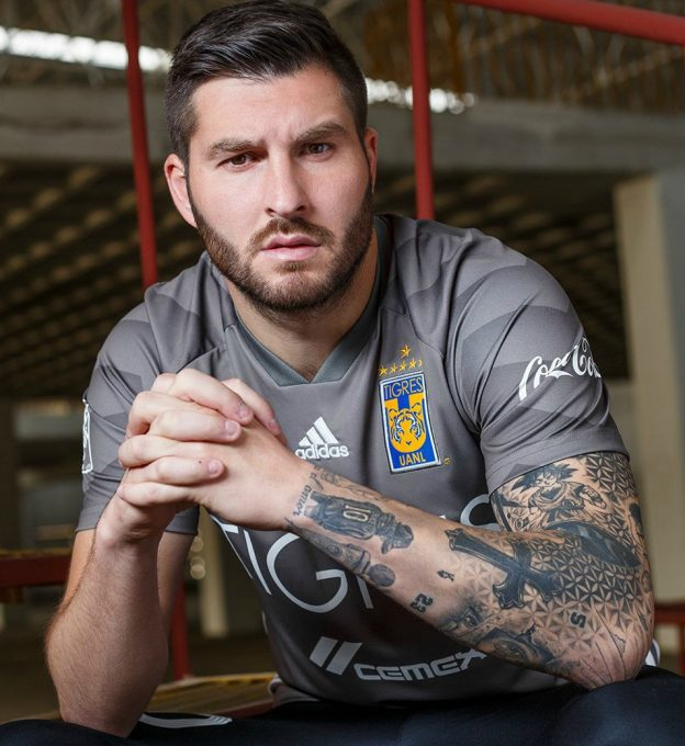 New Tigres Third Jersey 2018 Gignac