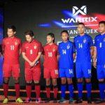 New Thailand Soccer Jersey 2018-19 | Warrix Thailand Shirts 18-19