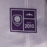 "New Orlando City Away Uniform 2018- Adidas OCSC MLS ""Origin"" Alternate Kit 2018"