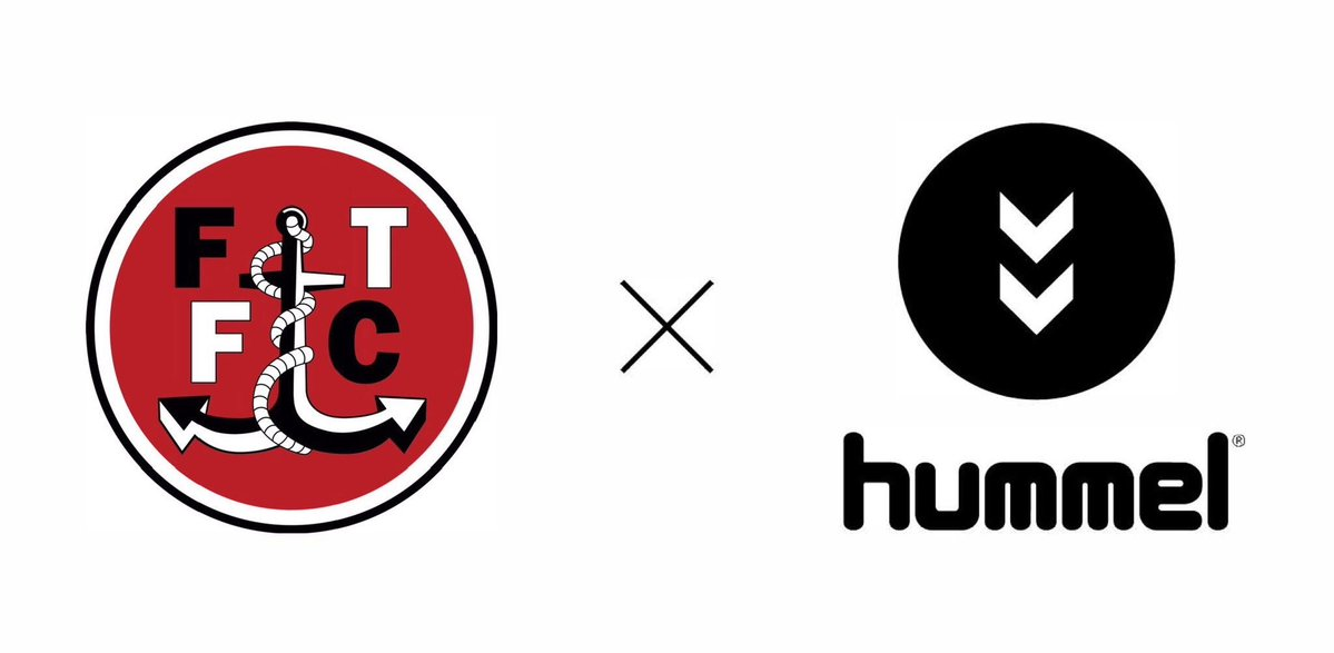 Fleetwood Town Hummel Shirt Deal 2018