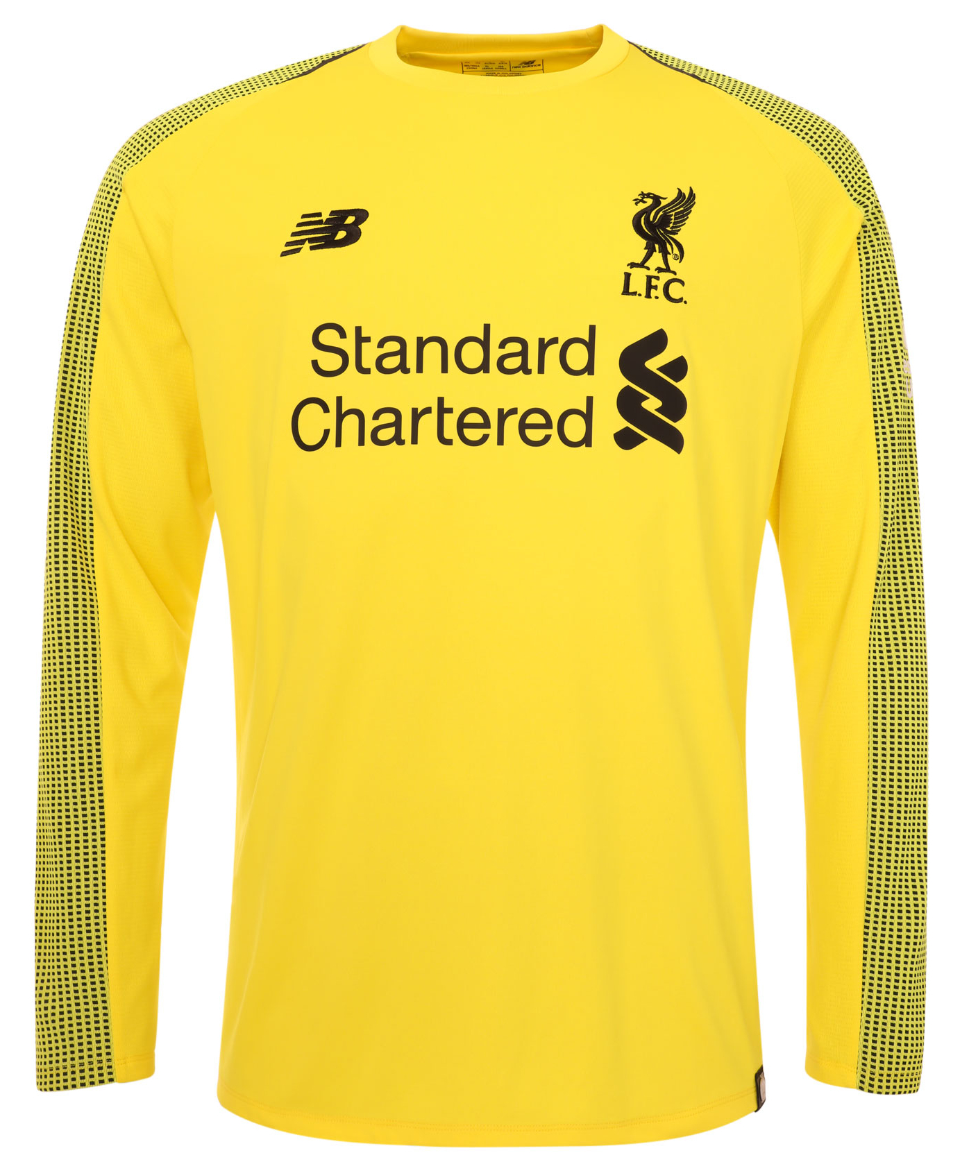 New Liverpool Home Goalkeeper Kit 2018 19