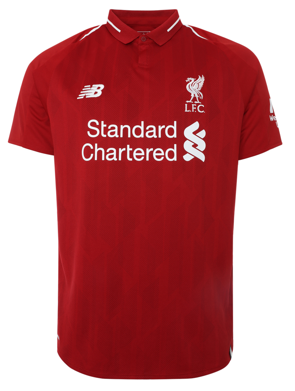 New Liverpool Home Shirt 2018 19