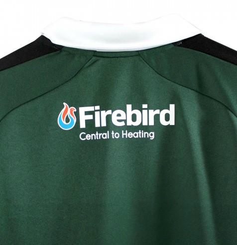 Back of Argyle 2018 19 Home Shirt