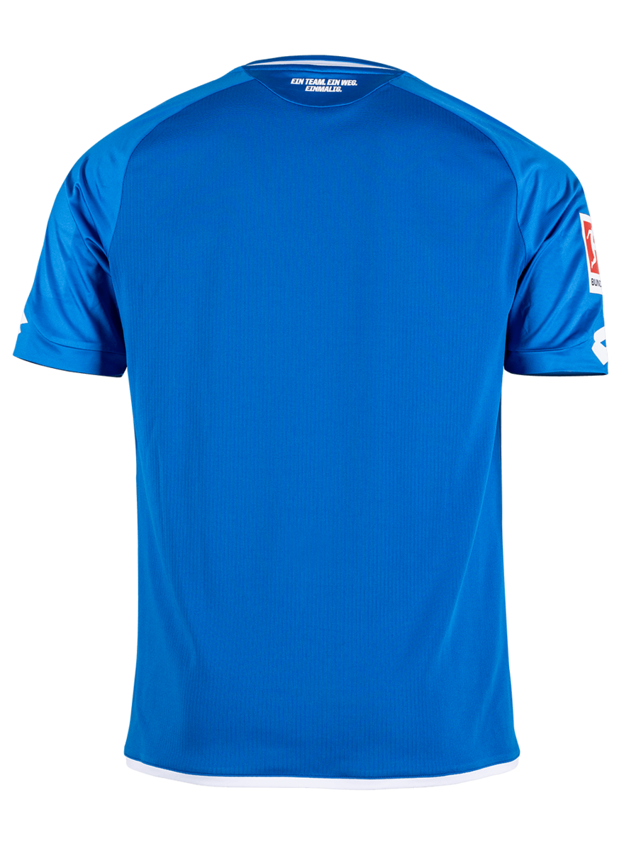 Back of Hoffenheim Shirt 2018-19