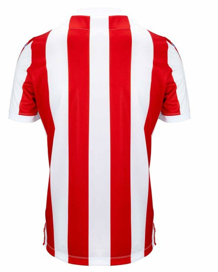 Back of Stoke City Jersey 18 19