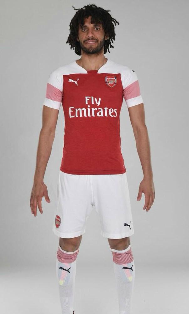 El Neny Arsenal Jersey 2018-2019