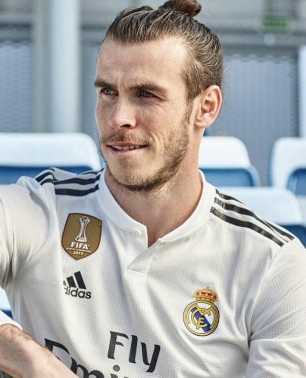 Gareth Bale Real Madrid Kit 2018-2019