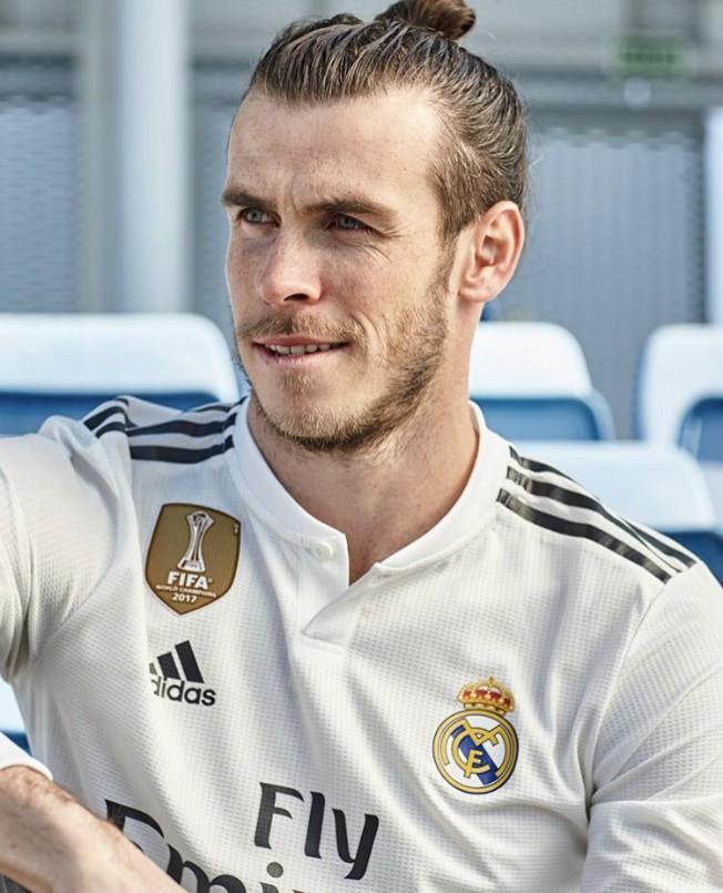 Gareth Bale Real Madrid Kit 2018-2019