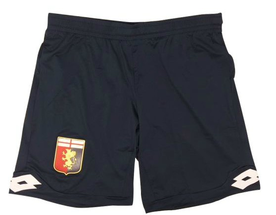 Genoa Home Shorts 2018 19
