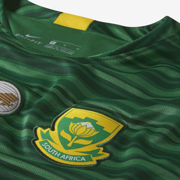 Green Bafana Jersey 2018-19