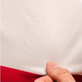 Imprint on stuttgart shirt