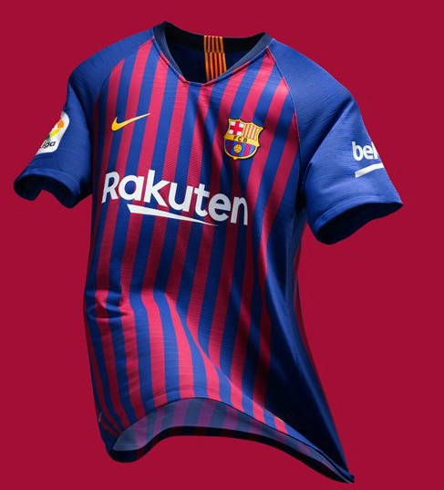 Jersey Barca 2018 2019