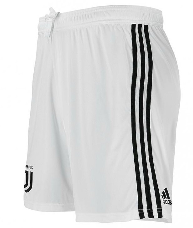 Juventus Home Shorts 2018 19
