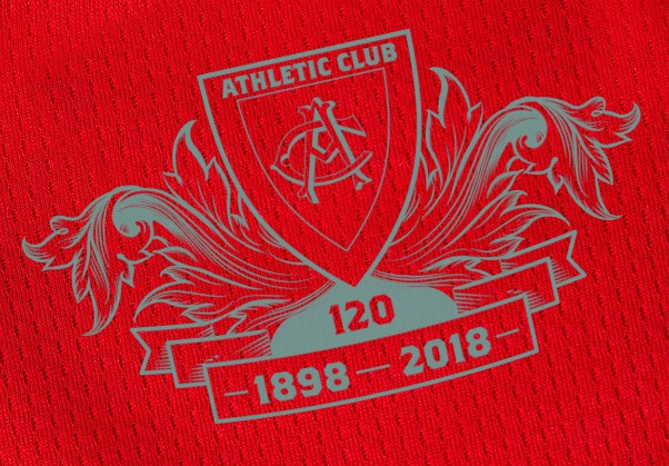 Logo Inside Bilbao 120th Anniversary Shirt