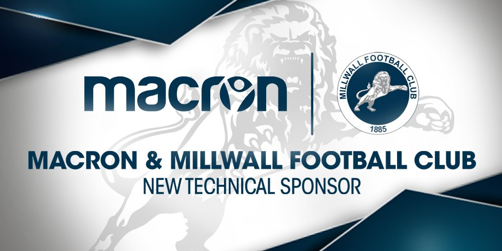 Macron Millwall Kit Deal 2018 19