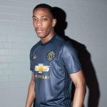 Blue Manchester United Jersey 2018-2019 | New Man Utd Third Strip 18-19
