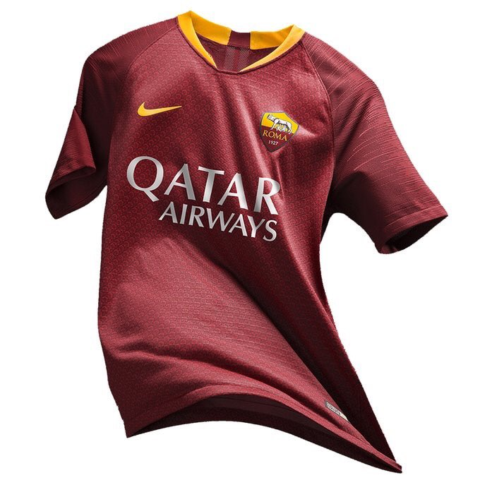 New AS Roma Shirt 18 19