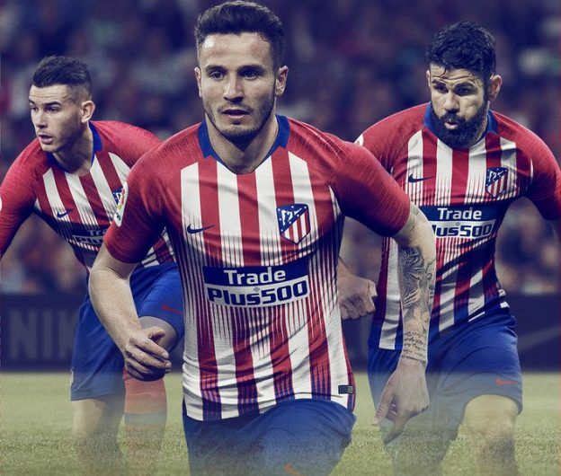 New Atletico Madrid Jersey 2018-2019
