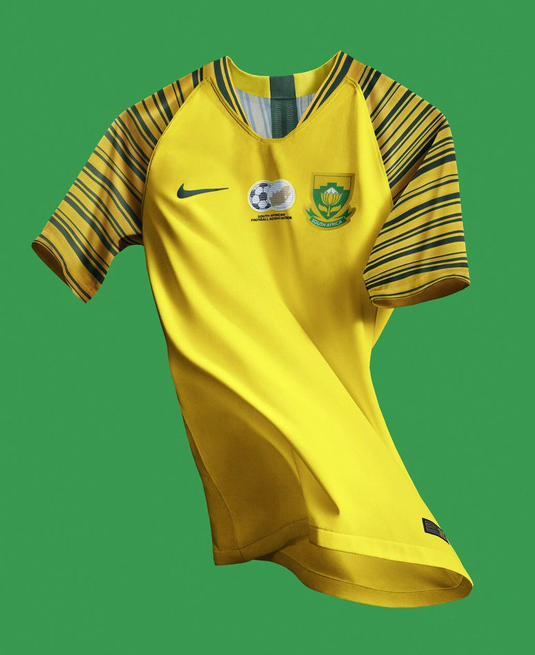 New Bafana Kit 2018 2019