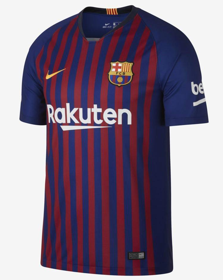 New Barca Top 2018 2019