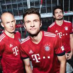 New Bayern Munich Jersey 2018-2019 | FC Bayern Munchen M-Shaped Diamonds Kit 18-19