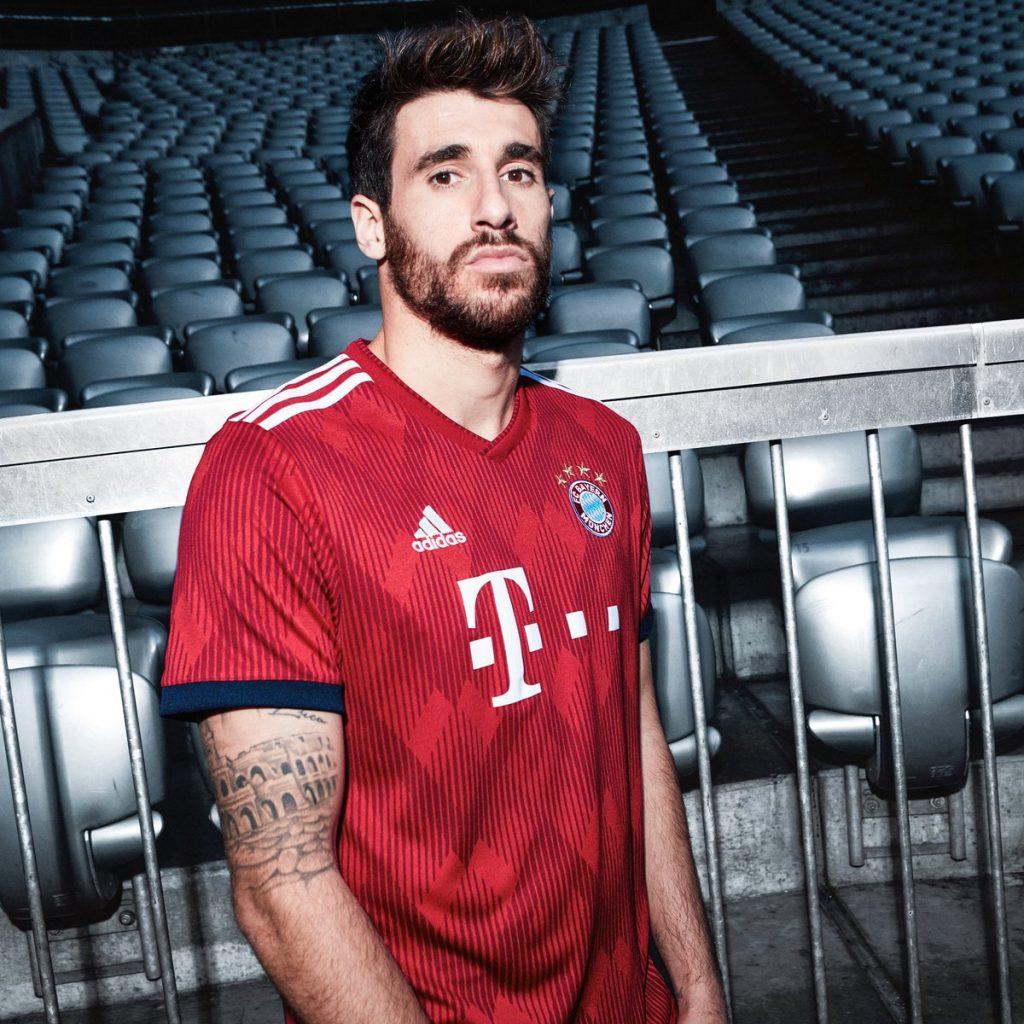New Bayern Shirt 18 19