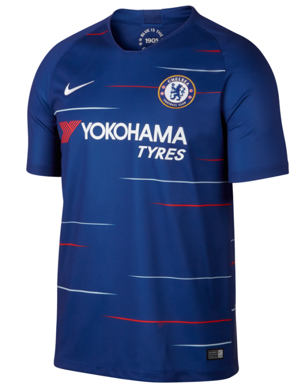 new concept 000b2 207a0 New CFC Jersey 2018-2019 | Chelsea FC Home Shirt 18-19 ...