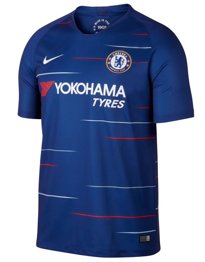 New Cfc Jersey 2018 2019 Chelsea Fc Home Shirt 18 19 Football Kit News