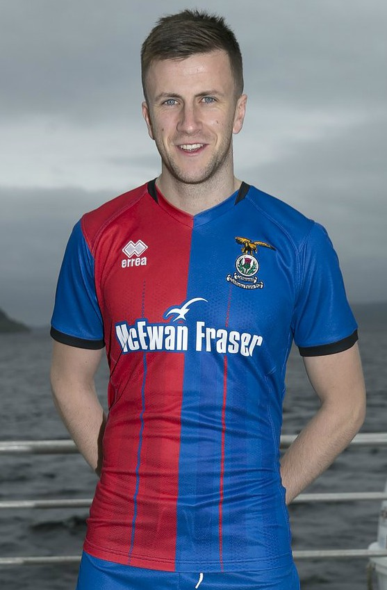 New Caley Thistle Strip 2018-19