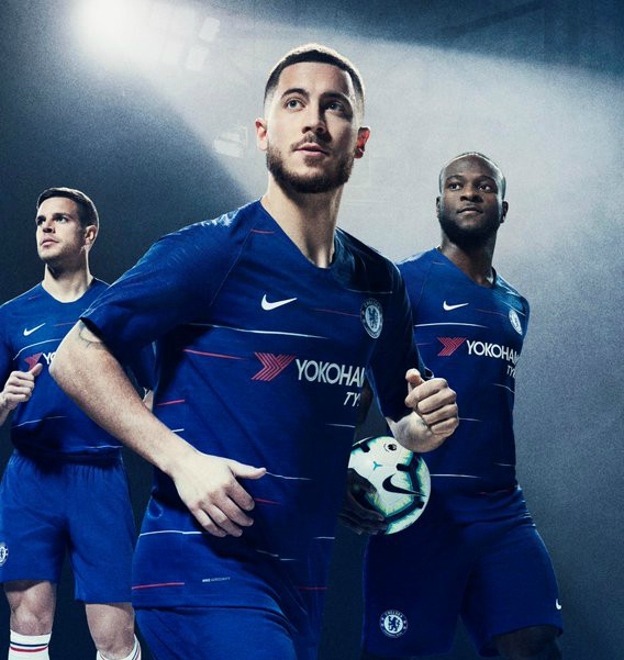New Chelsea Home Jersey 2018 2019
