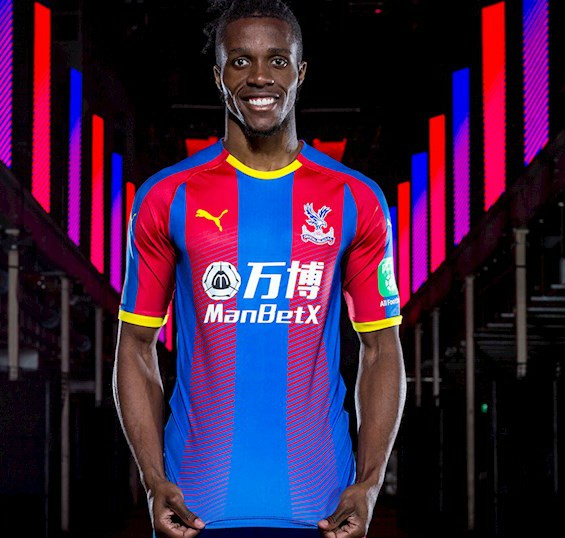 New Crystal Palace Home Shirt 18 19