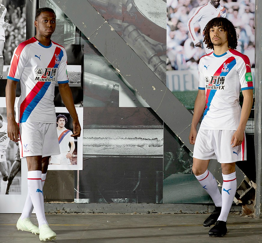 New Crystal Palace Puma Kit 2018 2019