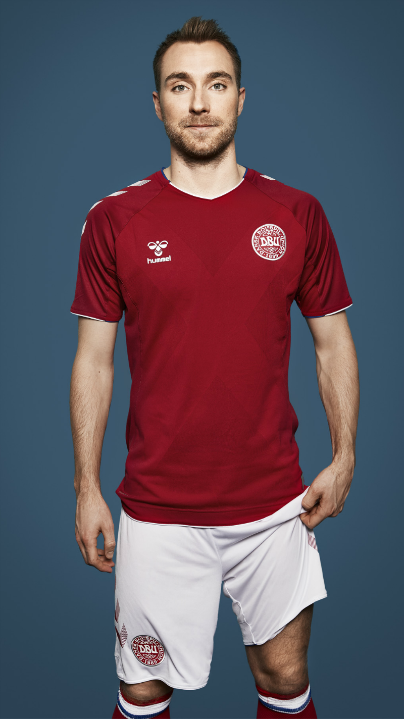 New Denmark World Cup Jersey 2018