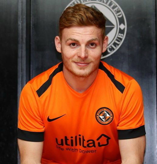 New Dundee United Shirt 2018 19