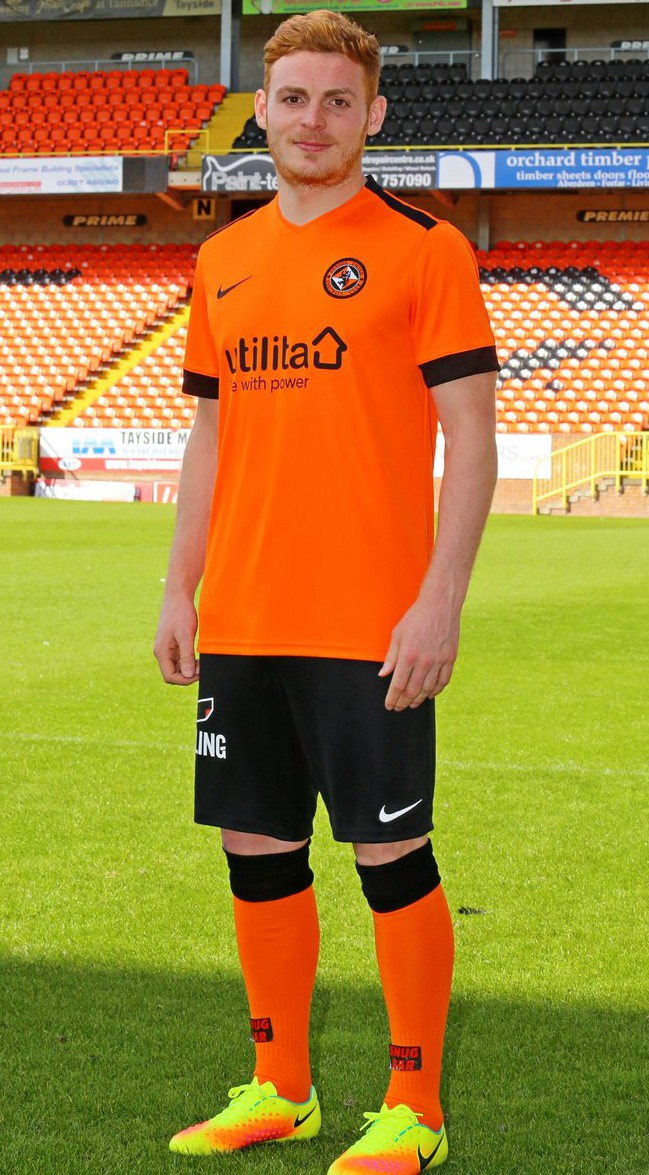 New Dundee United Strip 2018 19