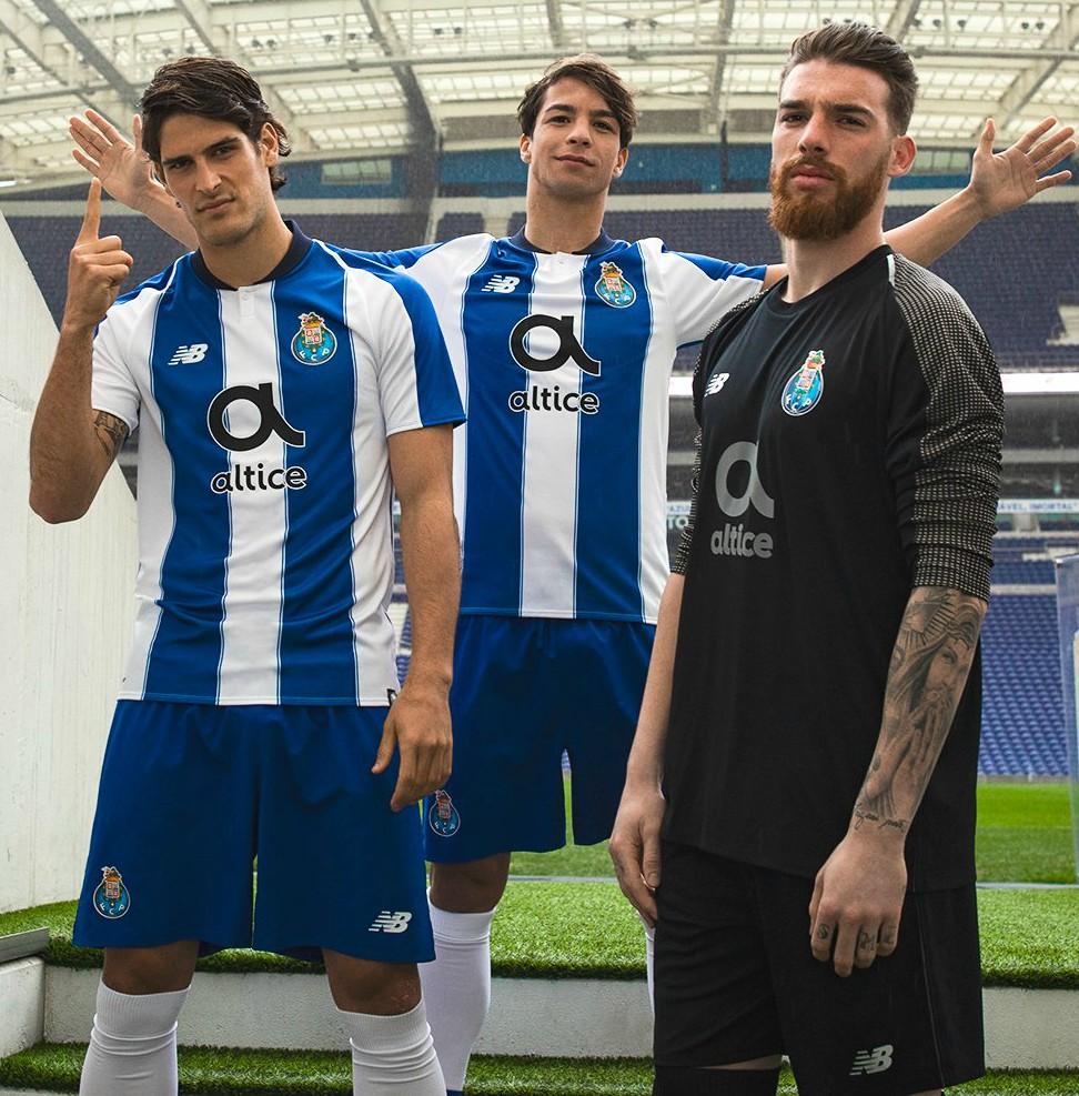 New FC Porto Jersey 2018 2019