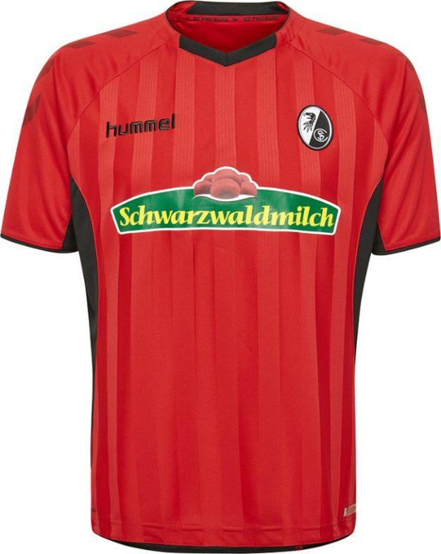 New Freiburg Jersey 2018 2019