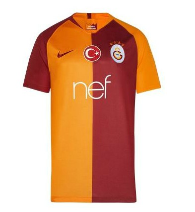 New Galatasaray Home Jersey 2018 2019