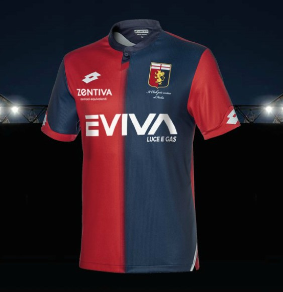 New Genoa Jersey 2018 2019