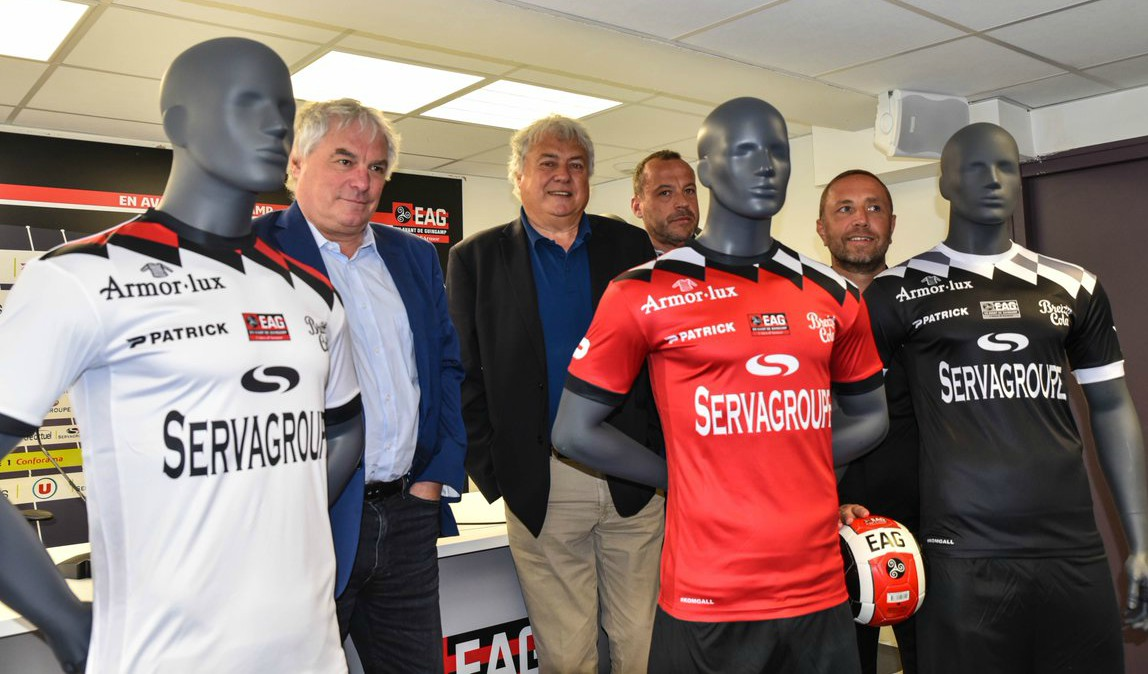 New Guingamp Jersey 2018 2019