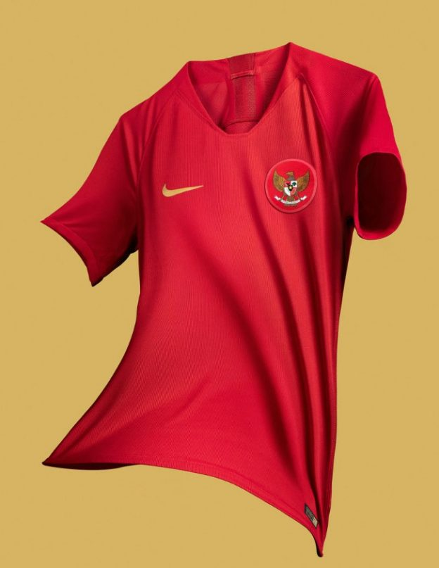 New Indonesia Jersey 2018-2019