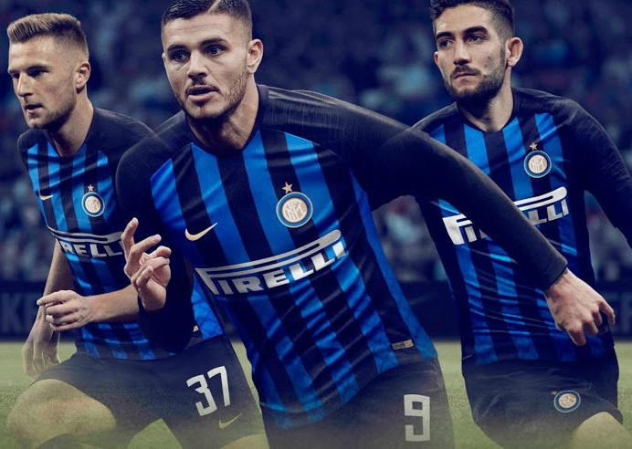 New Inter Milan Shirt 2018 19