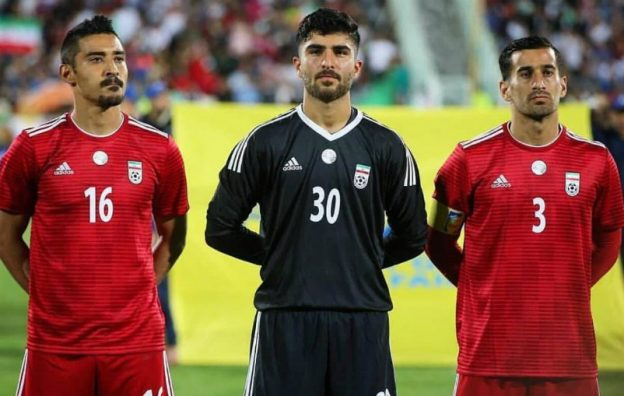 watch 87965 aa15e New Iran Away World Cup Kit 2018 | Adidas Team Melli Home ...